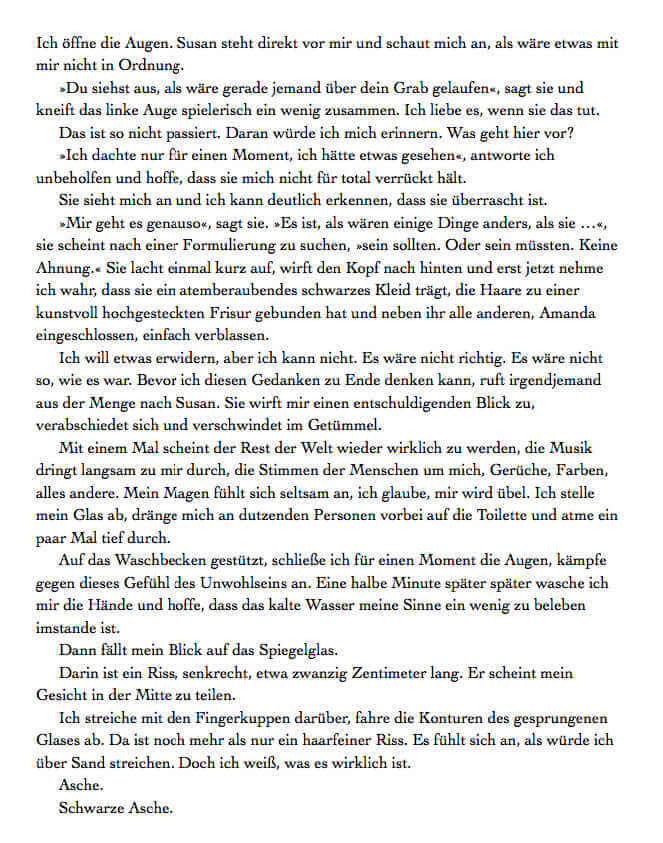 """auszug aus """"susan"""", science-fiction kurzgeschichte von sascha dinse"""